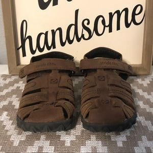 Stride Rite Hudson Fisherman Sandals